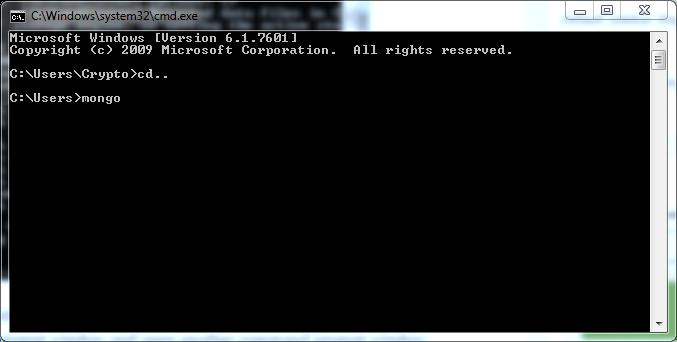 Mongo DB Installation Windows Screen Shot 15