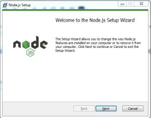 Node.js Install