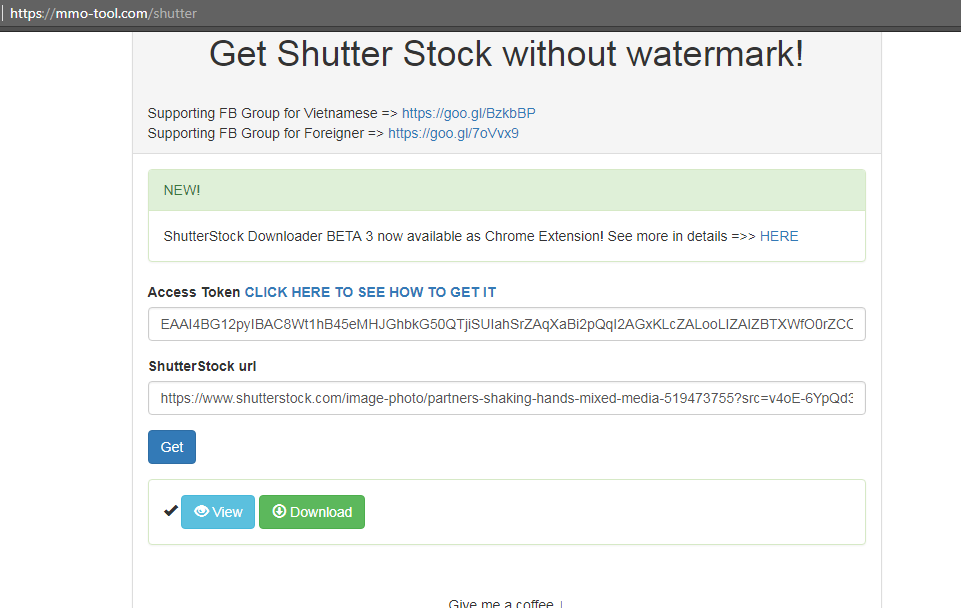 Download Shutter Stock Images