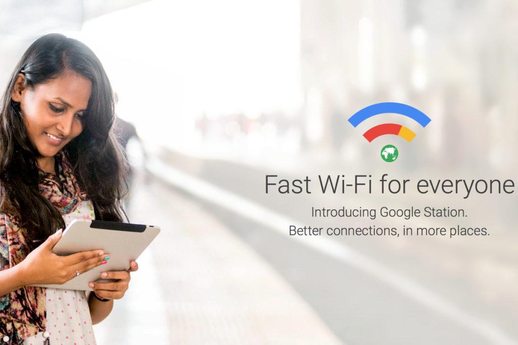 Google Station 2
