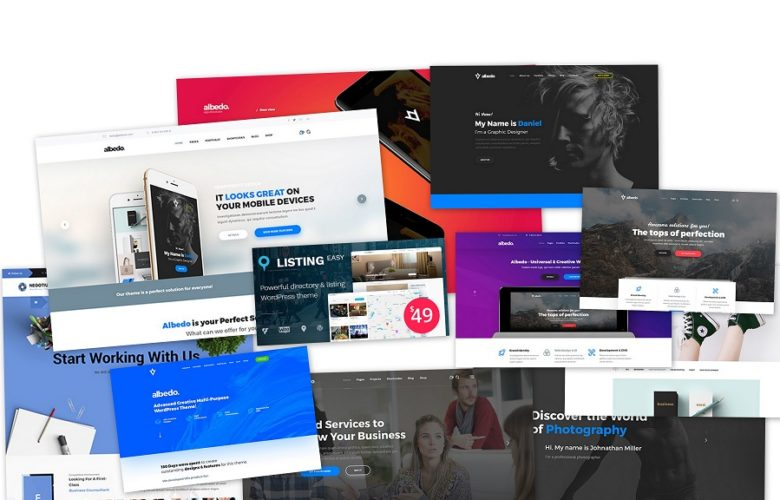 Wordpress Corporate Themes