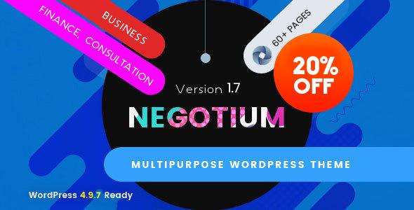 Wordpress corporate theme