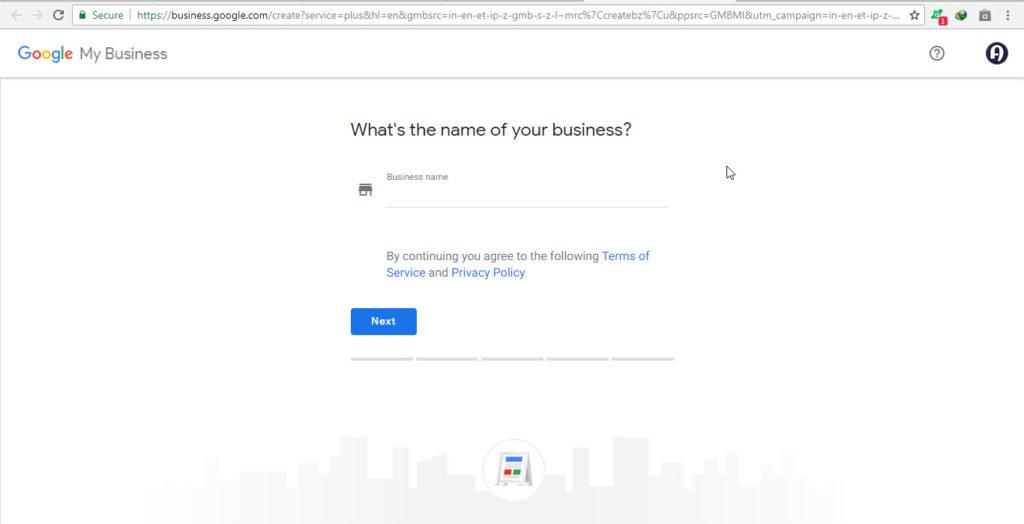 Google Business List form (2)
